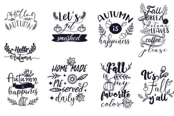 100x Quotes for Autumn AUTUMN bundle 1
