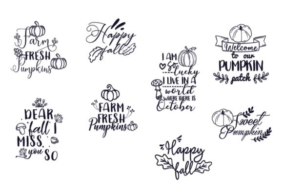 100x Quotes for Autumn AUTUMN bundle 2