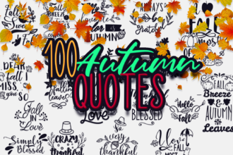 100x Quotes for Autumn Zilla - Super Premium Bundles vector