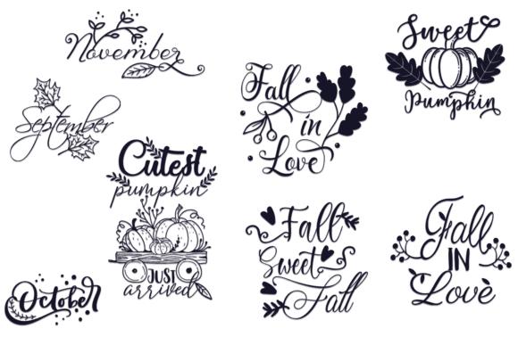 100x Quotes for Autumn AUTUMN bundle 4