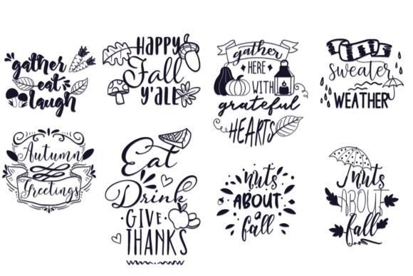100x Quotes for Autumn AUTUMN bundle 9