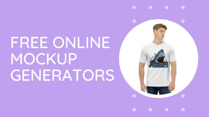 A List of Free Online Mockup Generators 144