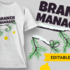 Candy Cane Cutie branch manager preview