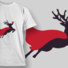 Free Hugs flying rudolph preview