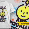 Free Hugs full of bright and equally stupid ideas preview