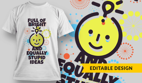 Full Of Bright And Equally Stupid Ideas full of bright and equally stupid ideas preview