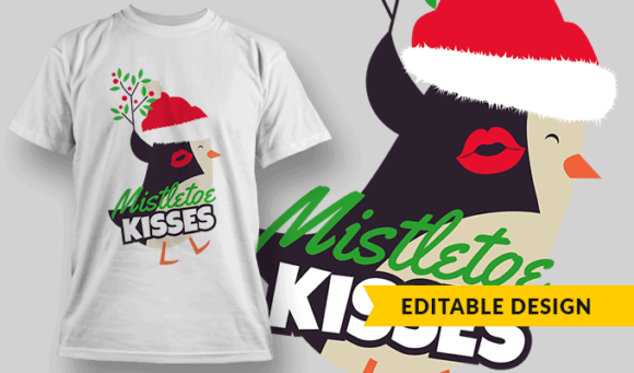 Mistletoe Kisses mistletoe kisses preview
