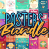 101x Fun & Motivational Quotes For Her posters bundle 0