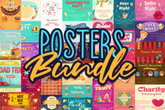 Home posters bundle 0
