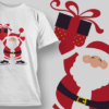 Sassy, Classy & Smart-assy santa gift preview