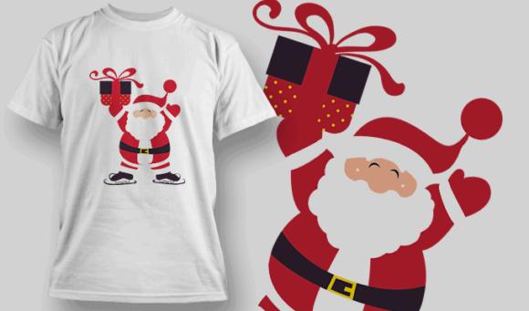 Santa's Gift santa gift preview