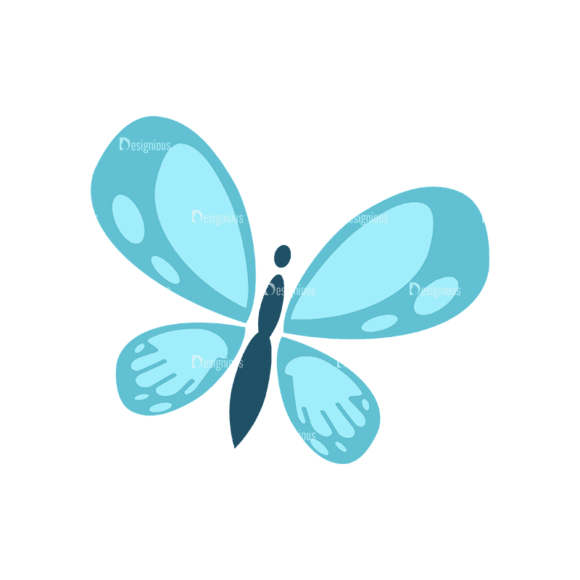 Gardening 2 Butterfly Svg & Png Clipart Gardening 2 Butterfly preview