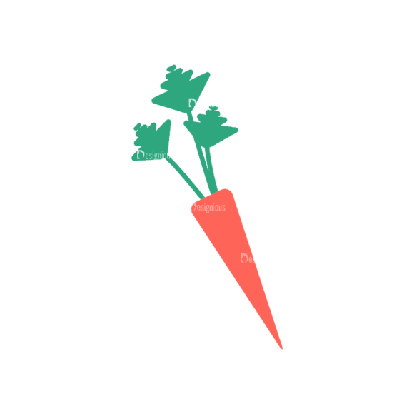 Gardening 2 Carrot Svg & Png Clipart Gardening 2 Carrot preview