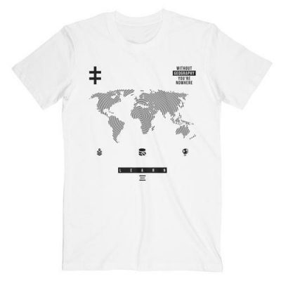 Geography T-shirt designs