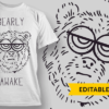 Cat Hair, Don't Care bearly awake preview