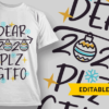 Christmas Puppy dear 2020 plz gtfo preview
