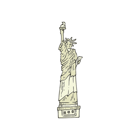 Engraved Travel Set 1 Liberty Svg & Png Clipart engraved travel vector set 1 vector liberty