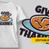 Goofy Face give thanks preview