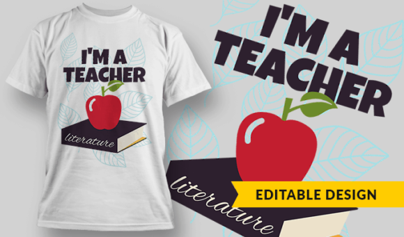 I'm A Teacher im a teacher preview