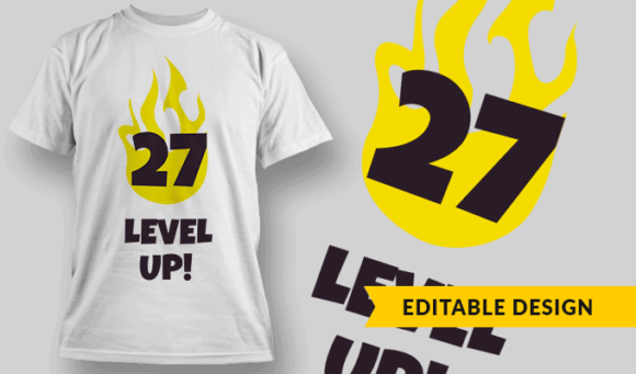 Level Up! (editable age) level up age preview
