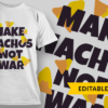 Level Up! (editable age) make nachos not war preview