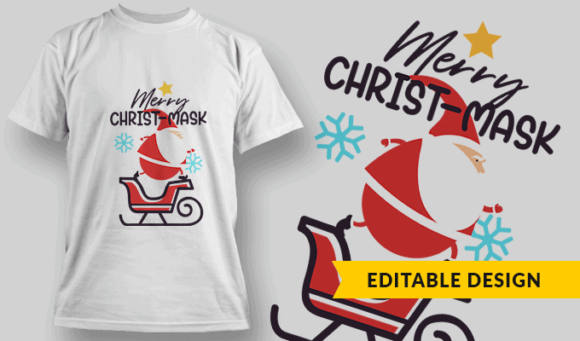 Merry Christ-Mask merry christmask preview