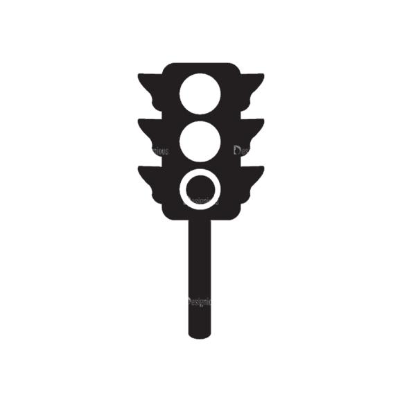 Metro Auto 1 Traffic Light Svg & Png Clipart metro auto vector 1 vector traffic light