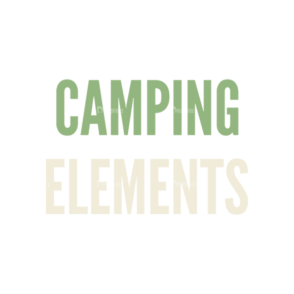 Mountain And Camping Info Elements Text Svg & Png Clipart mountain and camping vector info elements vector text