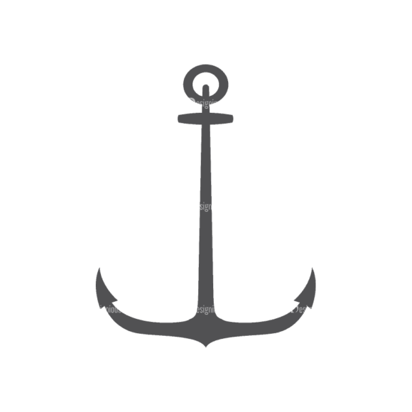 Nautical Labels Set 3 Anchor 04 Svg & Png Clipart nautical labels vector set 3 vector anchor 04