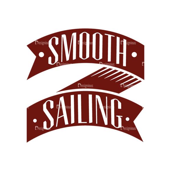 Nautical Symbols Set 1 Badges Svg & Png Clipart nautical symbols vector set 1 vector badges