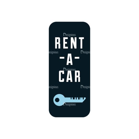 Retro Car Labels Set 2 Label 05 Svg & Png Clipart retro car labels set 2 vector label 05