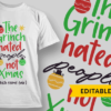 Once Upon a Time, I Didn't Care. The End. the grinch hated people not xmas preview