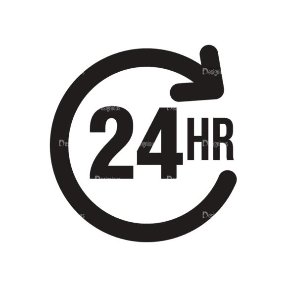Transport Logos 2 24Hr Svg & Png Clipart 1