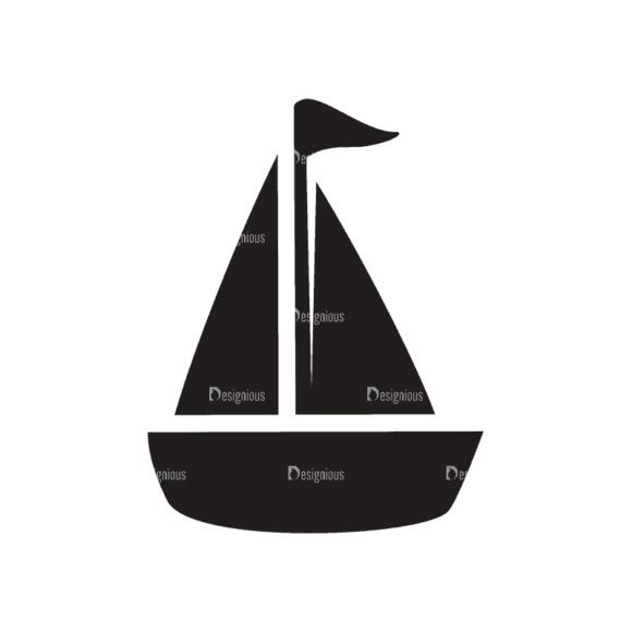 Transport Logos 2 Boat Svg & Png Clipart transport logos vector 2 vector boat