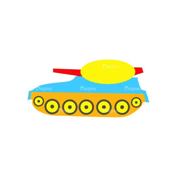 Transportation Set 1 1 Army Battle Tank Svg & Png Clipart transportation vector set 1 vector 1 army battle tank