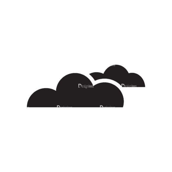 Travel Flat Set 1 Clouds Svg & Png Clipart travel flat vector set 1 vector clouds
