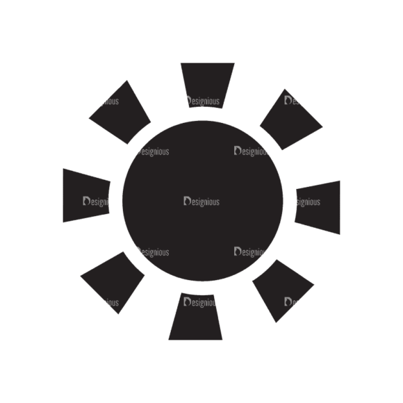 Travel Flat Set 1 Sun Svg & Png Clipart travel flat vector set 1 vector sun