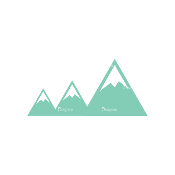 Travel Icons Set 2 Mountain Svg & Png Clipart travel icons vector set 2 vector mountain