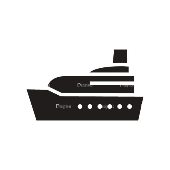 Travel Logos 2 Ship Svg & Png Clipart travel logos vector 2 vector ship