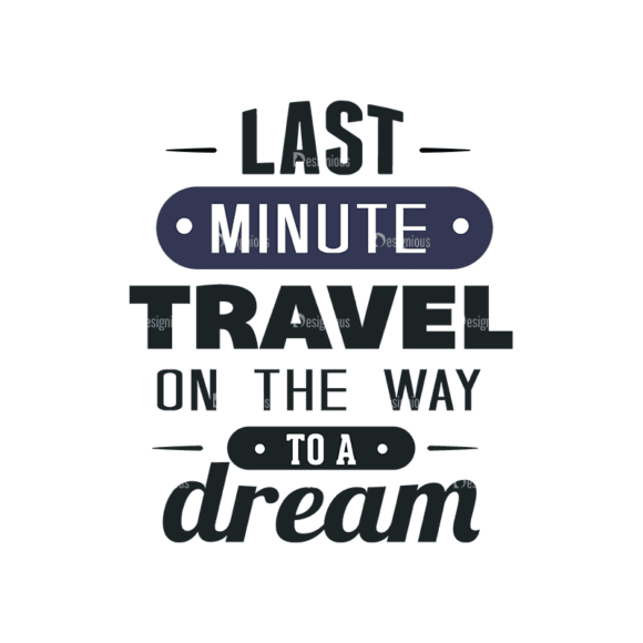 Travel Typographic Elements 2 Travel 07 Svg & Png Clipart travel typographic elements 2 vector travel 07