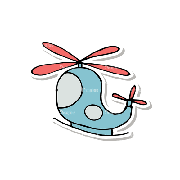 Travel Set 1 Hellicopter Svg & Png Clipart travel vector set 1 vector hellicopter