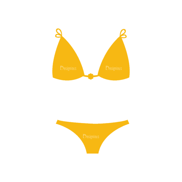 Travel Set 18 Bikini Svg & Png Clipart travel vector set 18 vector bikini
