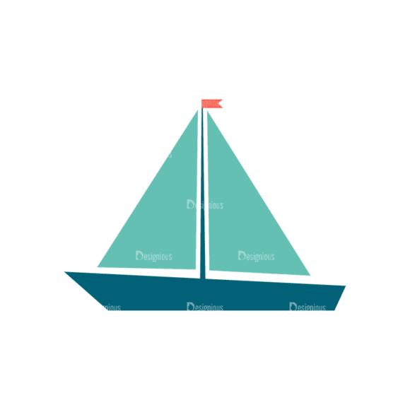 Travel Set 18 Boat Svg & Png Clipart travel vector set 18 vector boat