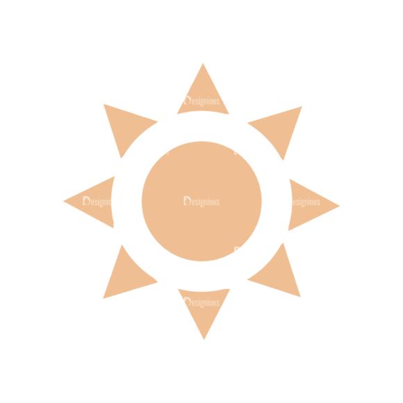 Travel Set 2 1 Sun Svg & Png Clipart travel vector set 2 vector 1 sun