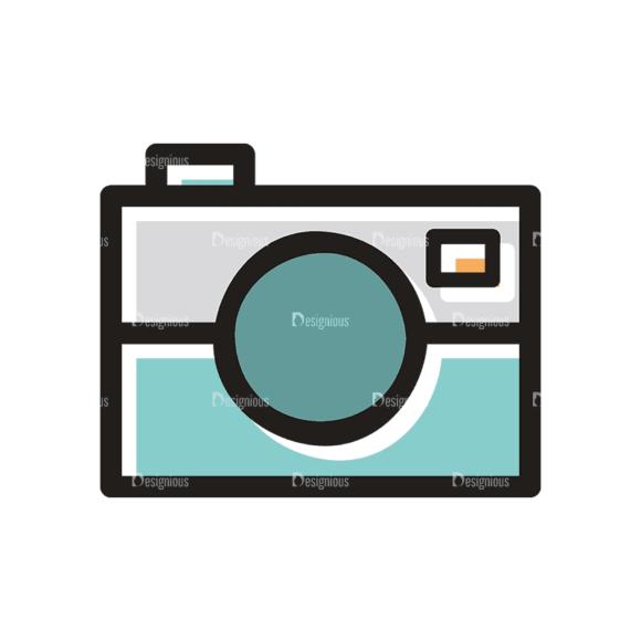 Travel Set 21 Camera Svg & Png Clipart travel vector set 21 vector camera