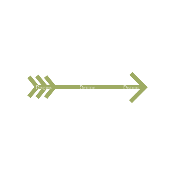 Travel Set 4 Arrow Svg & Png Clipart travel vector set 4 vector arrow