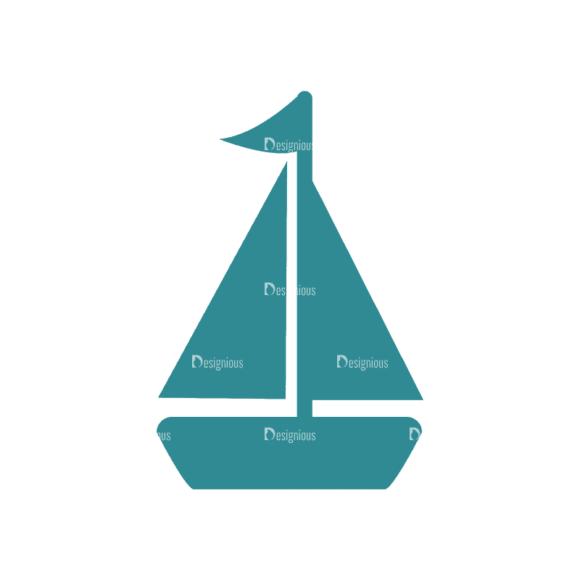 Travel Set 4 Boat Svg & Png Clipart travel vector set 4 vector boat