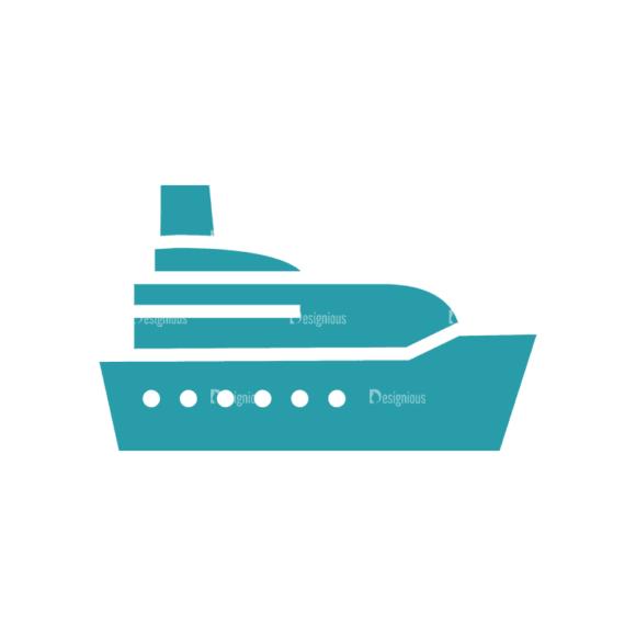 Travel Set 4 Ship Svg & Png Clipart travel vector set 4 vector ship