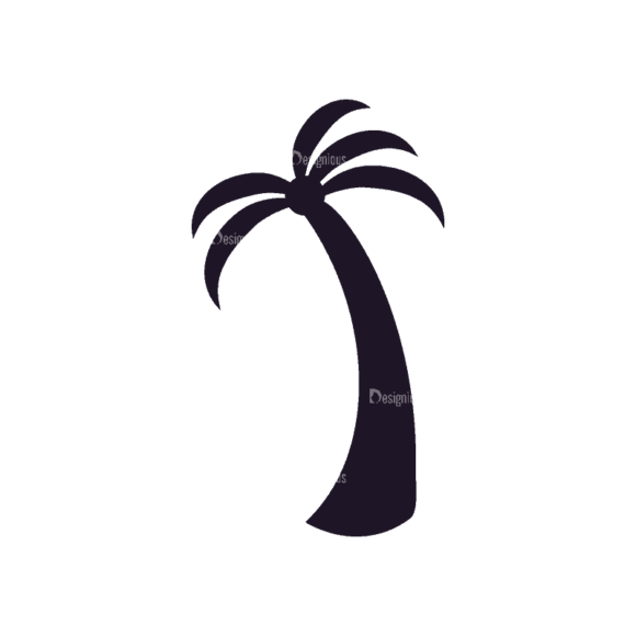 Travel Stamps Set 2 Coconut Tree Svg & Png Clipart travel vector stamps vector set 2 vector coconut tree