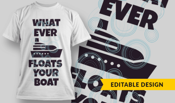 Whatever Floats Your Boat whatever floats your boat preview